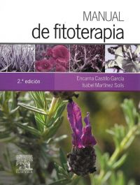 Manual de fitoterapia. Barcelona: Elservier, 2015, 572 págs. ISBN: 978-84-9022-747-3.